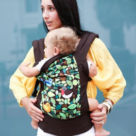 Marsupiu ergonomic Boba 4G Carrier - Tweet