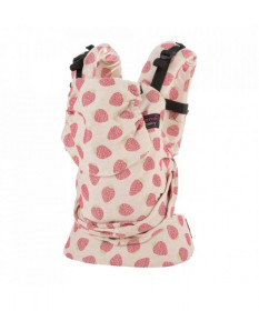 Marsupiu ergonomic, Emeibaby Baby Size , Strawberries