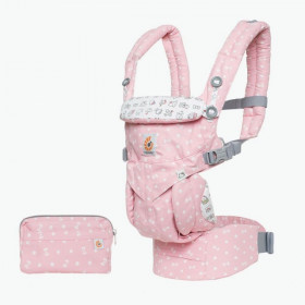 Marsupiu ergonomic,Ergobaby OMNI 360, HELLO KITTY PLAY TIME