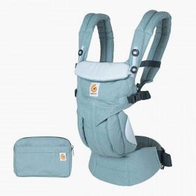 Marsupiu ergonomic,Ergobaby Omni 360, Heritage Blue