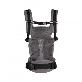 Marsupiu ergonomic, Ergobaby Omni Breeze - Graphite Grey