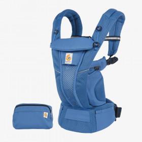 Marsupiu ergonomic, Ergobaby Omni Breeze - Sapphire Blue