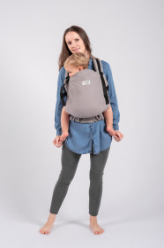 Marsupiu Ergonomic, Isara The Trendsetter, marime Toddler, Manhattan