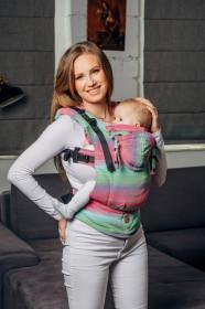 Marsupiu ergonomic LennyGo Toddler, Fusion