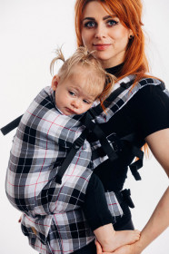 Marsupiu ergonomic LennyPreschool, Arcadia Plaid