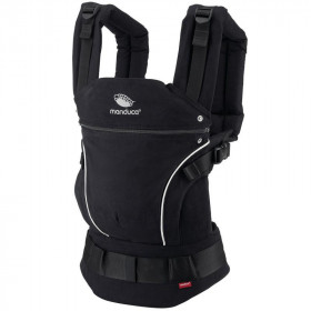 Marsupiu Ergonomic,Manduca First, PureCotton NightBlack