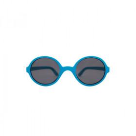 Ochelari de soare Ki ET LA ,2-4 ani - Round Blue