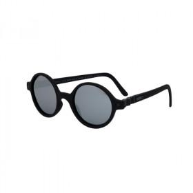 Ochelari de soare Ki ET LA ,4-6 ani - Round Black