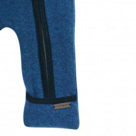 Overall din lână fiartă cu mănuși și botoșei, Stapf - Midnight Ink