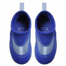 Pantofi cu aerisire Royal Blue Green Sprouts by iPlay