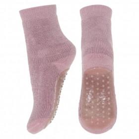 Papuci-sosete groase mp Denmark din lână - Woodrose