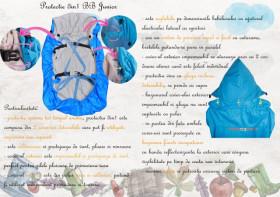 Protectie 4 anotimpuri 3 in 1, BB Junior - diverse culori