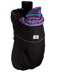 Protectie de iarna MaM Deluxe FLeX Black/Boho Print + Cagula ajustabila