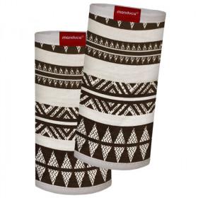 Protecții bretele - Manduca FumBee BohoBrown