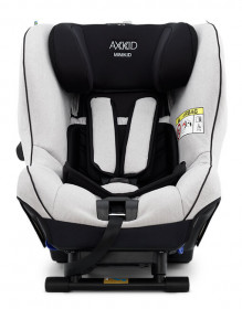 Scaun Auto Rear Facing Axkid Minikid 2.0 Premium Sky Grey