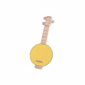 Instrument muzical- Banjolele din lemn, PlanToys