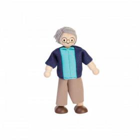 Păpușă Bunic, PlanToys