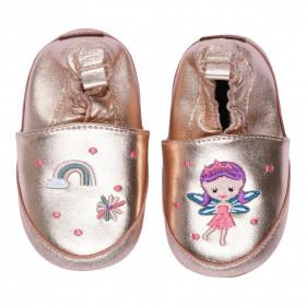 Botosei din piele pentru interior -Fairy, Melton