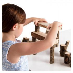 Branch Blocks crengi de construit, Guidecraft