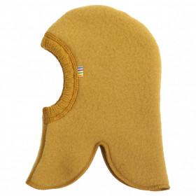 Cagula dublata Joha fleece lână merinos - Basic Yellow