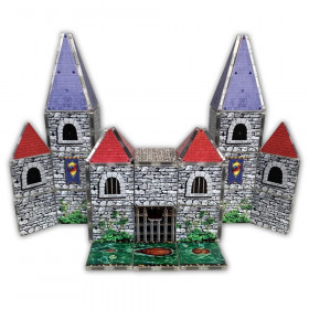 Castelul Regal, Magna-Tiles Structures