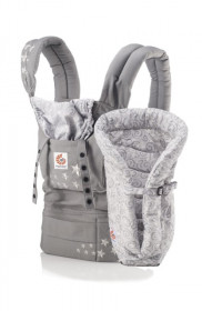 Ergobaby SSC Original Galaxy Grey (cu suport nou nascut inclus)