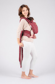 Isara Quick Half Buckle Ruby Code
