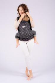 Isara The Trendsetter, marime Toddler - Preschooler, Diamonda Black