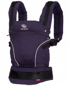 Manduca PureCotton Purple + ZipIn CADOU (Transport gratuit)