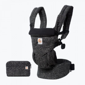 Marsupiu Ergobaby Omni 360 HERRINGBONE ALL IN ONE