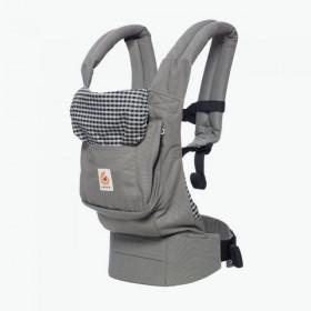 Marsupiu ergonomic,Ergobaby Original, STEEL PLAID PHOENIX