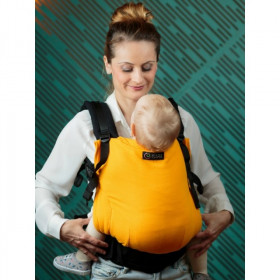 Marsupiu Ergonomic, Isara V3 Toddler, Half Wrap Conversion SUNDANCE