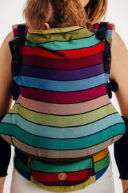 Marsupiu ergonomic LennyPreschool, Carousel of Colors