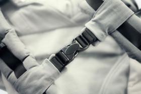 Marsupiu Ergonomic, Manduca XT, Grey-White