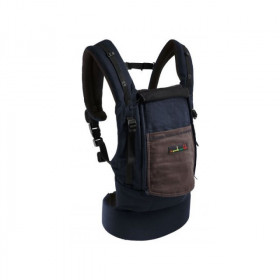 Marsupiu SSC Physio Carrier - BluePocket Glazed Brown