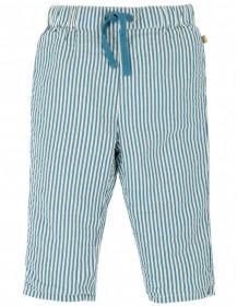 Pantaloni din bumbac organic - Stripes, Frugi