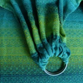 Didymos Sling cu inele - Ada Malachit