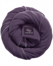 Wrap elastic Manduca, Purple