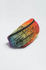 Borseta Lennylamb - Symphony Rainbow Dark, Size: Mini