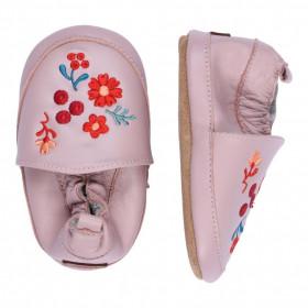 Botosei din piele pentru interior -Flowers, Melton