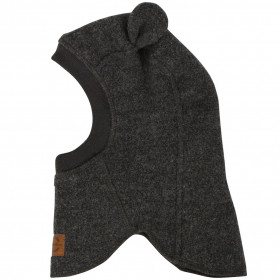 Cagulă lână fiarta boiled wool Mikk-line - Grey Melange