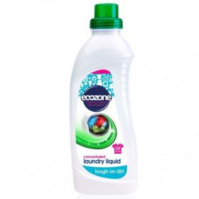 Detergent concentrat pt. rufe, Ecozone, aroma Fresh, 25 spalari, 1L