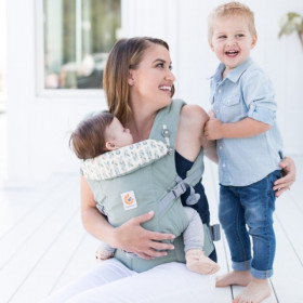 ERGOBABY Carrier Original Adapt Sage
