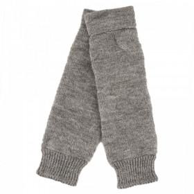 Jambiere Hirsch Natur din lână organica terry wool - Grey