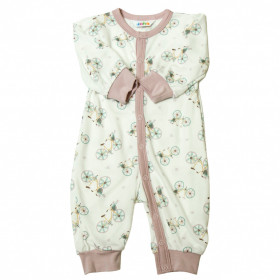 Jumpsuit/Overall din bambus Joha - Bicycle