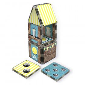 Lemonade Stand, Magna-Tiles Structures