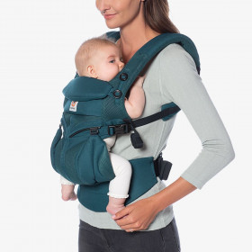 Marsupiu ergonomic,Ergobaby Omni 360 Cool Air Mesh Evergreen