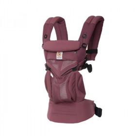 Marsupiu ergonomic, Ergobaby Omni 360 Cool Air Mesh Plum