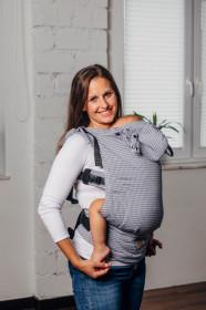 Marsupiu ergonomic, LennyGo Baby Size, Selenite