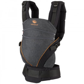 Marsupiu Ergonomic, Manduca XT, Denim Black